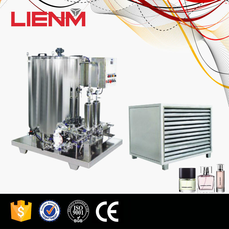 High Safety Automatic France Perfume Making Machine