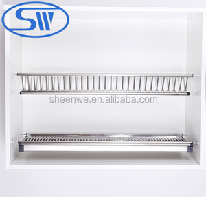 Superieur Kitchen Cabinet Dish Rack, Kitchen Cabinet Dish Rack Suppliers And  Manufacturers At Alibaba.com
