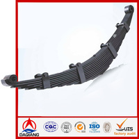 Trailer Parts high quality car spare leaf spring parts