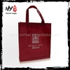 fashion chinese factory non-woven market bags, customized heat press non woven shopping bag, non woven tote bag