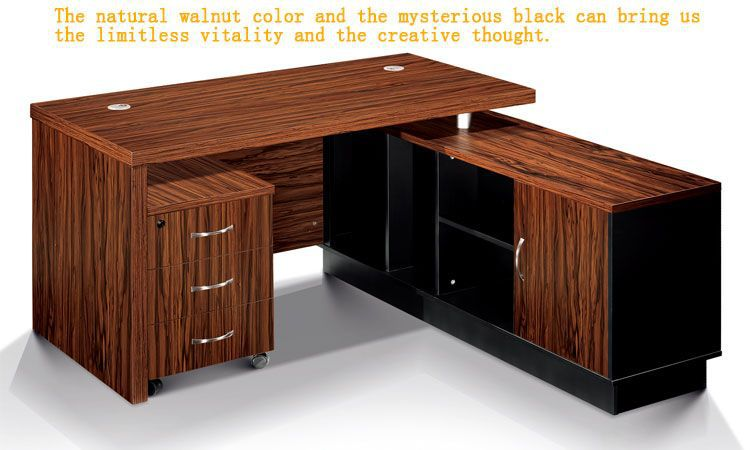 Neoclassical Modern Office Furniture Small Executive Office Desk
