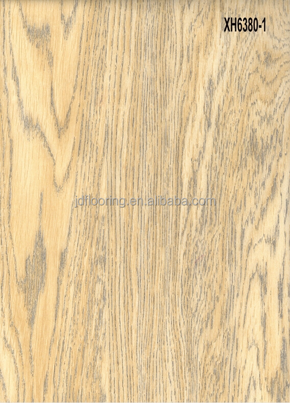 silver oak wood grain laminate flooring 8mm and 12mm square edge easy locking