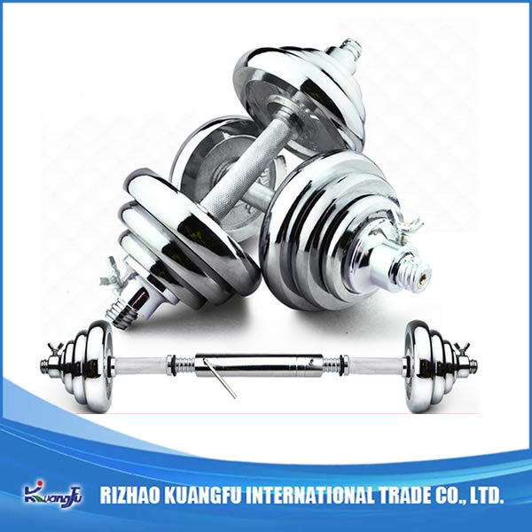 Adjustable Dumbell set for sale
