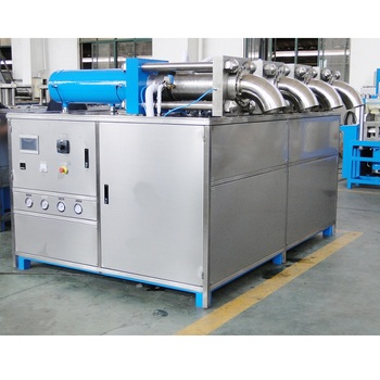 300kgs/hr Dry ice pelletizer maker pellets making machine, View dry ice  pellet maker, HangTong Product Details from Guangzhou Chuankong General  Equipment Co., Ltd. on Alibaba.com