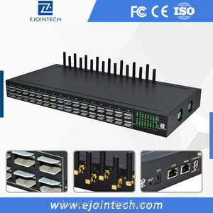 Free registration GSM VoIP Gateway GoIP16 / SIP / VOIP GSM Gateway 16 channels /new arrival gsm