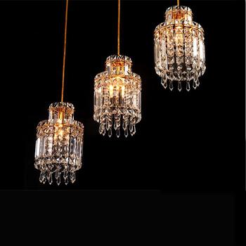 Fancy Pendant Lamp Crystal Chandelier