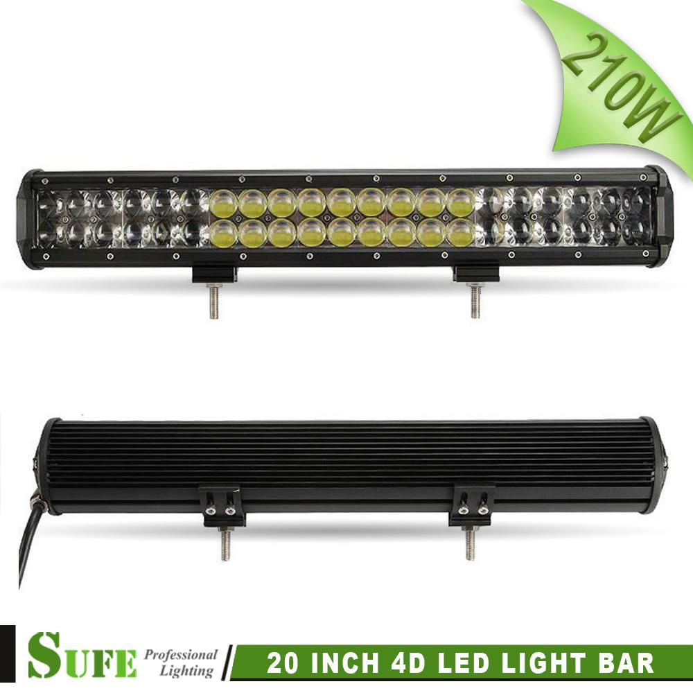 Aliexpress.com : Buy 2016 New Arrival 20 Inch 210W 4D LED