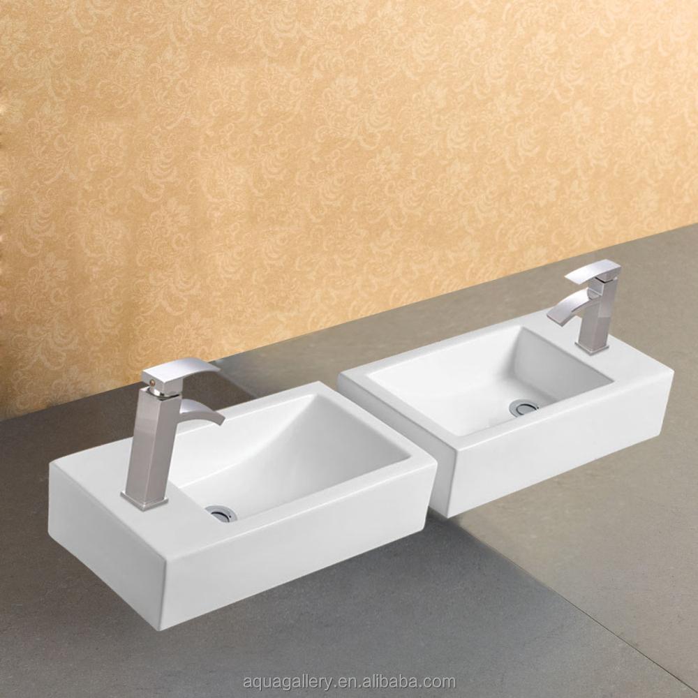 Small Rectangular Bathroom Sinks Amazing Bamboo Small