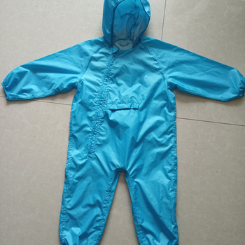 paddle jumpers waterproof all in one suit red baby overall rainsuit