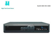 BLACK BOX HD-C608 plus Singapore digital cable box decoder
