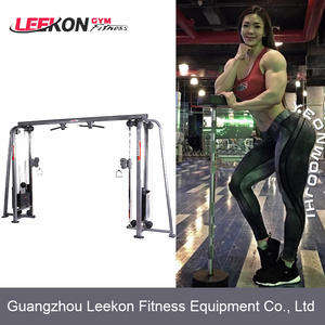 LEEKON LK-9026-104 Multifunction Trainer Commercial Gym Cable Machine at Gym