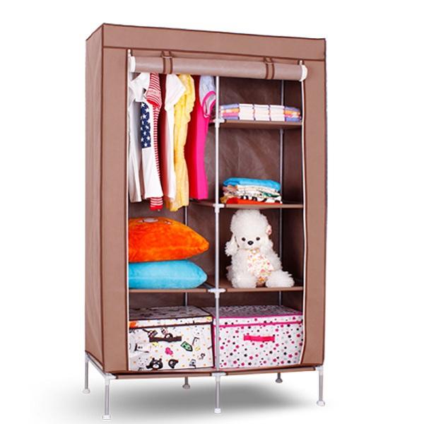 S7 hoge- kwaliteit en goedkope draagbare slaapkamer garderobe kast ...