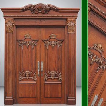 ONE-STOP household solid wooden timber doors & ONE-STOP household solid wooden timber doors View wooden doors ...