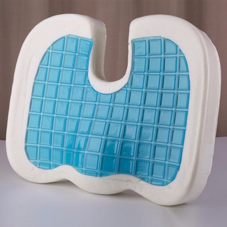 Waterproof Gel Memory Foam Seat Cushion Buy Waterproof