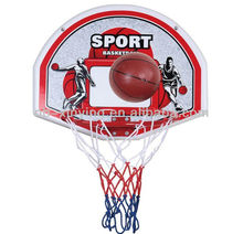Hot selling Backboard Basketball Set with metal rim