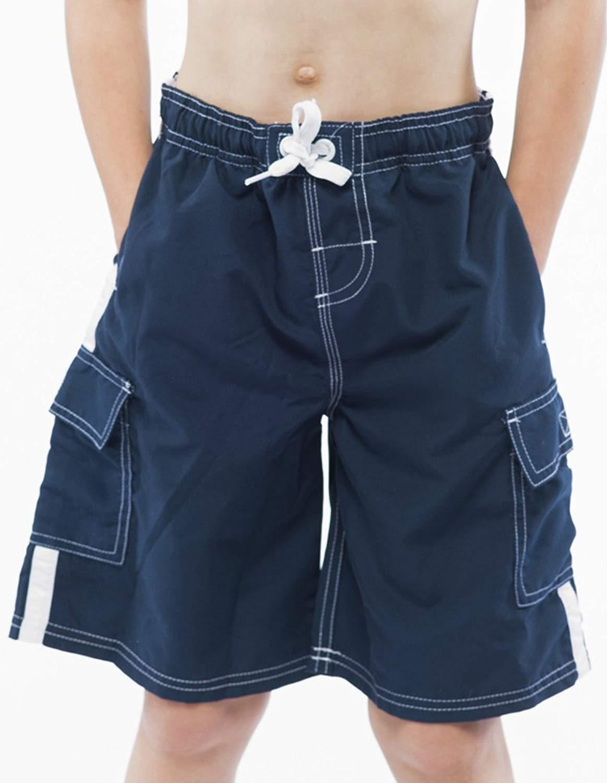 e7e6450106 Get Quotations · NORTY Swim - Big Boys Swim Trunk Swim Suit Board Short  Watershort