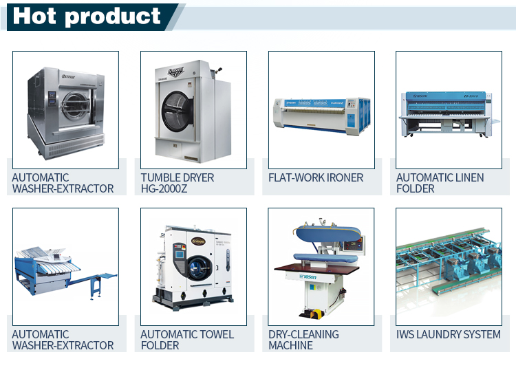 Excellent Quality dry cleaning machine with low price