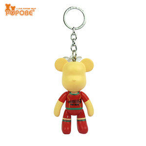 High Quality Promotion Key Chain Plastic Type Key Ring Nice Keychains For Return Gifts