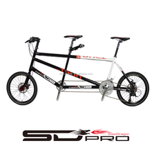"Two seat bicycle / Taiwan Tandem Bikes for sale / 20"" Tandem Bike"