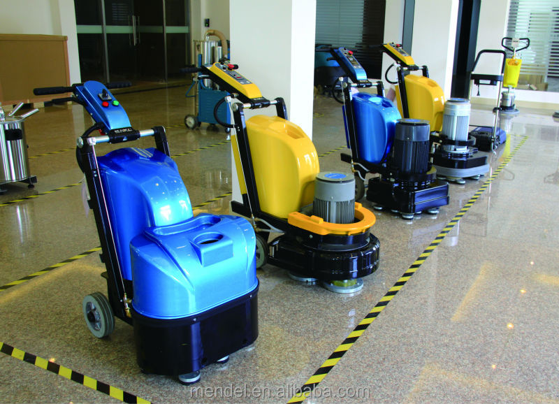 Mbd 60 commercial energy saving concrete scrubber cleaning for Industrial concrete floor cleaning machines