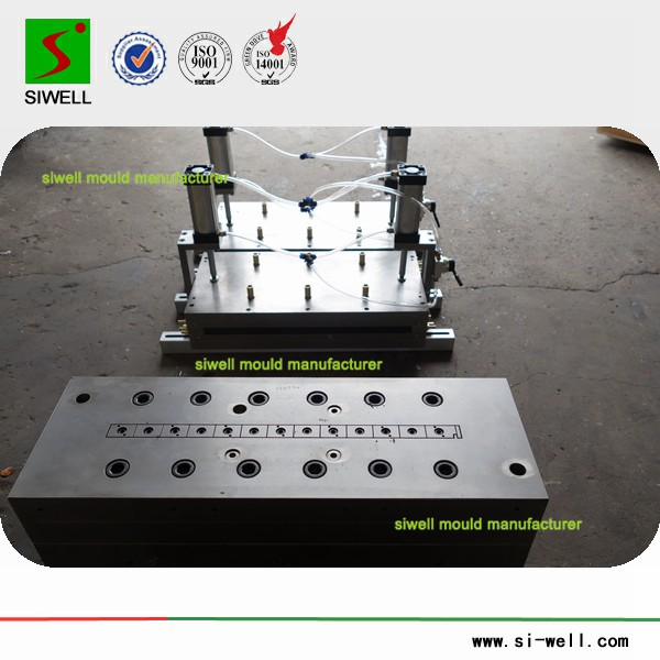Siwell Pvc board extrusion die calibrator maker