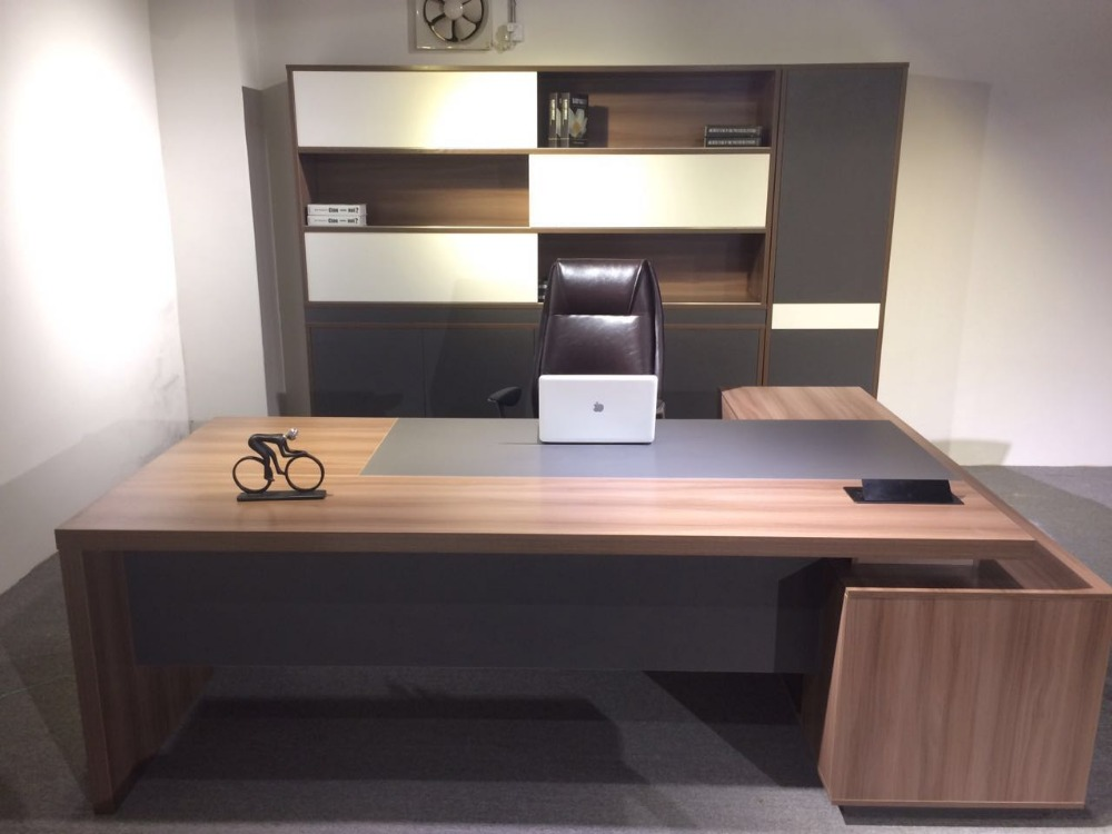 Modern Director Office Table Design Executive Ceo Office
