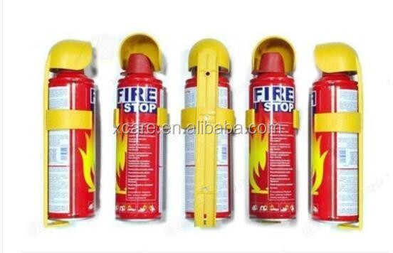 Mini Car Portable Spray Foam Fire Stop,Fire Extinguisher 1000ml - Buy Spray  Foam Fire Stop,Fire Stop Extinguisher,Foam Door Stop Product on