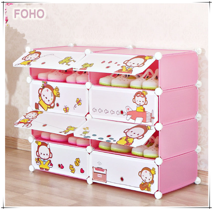 Monkey Design Diy Easy Baby Shoe Organizer With Doors - Buy Baby ... d12923ad1