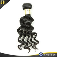 Factory Price Unprocessed loose body 100% Virgin Brazilian Human Hair Weft