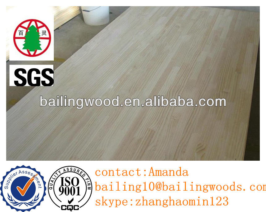 hot sales artificial timber Glued Laminated Timber