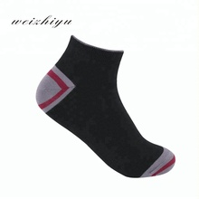 custom mens dress fashion athletic boys white black ankle socks