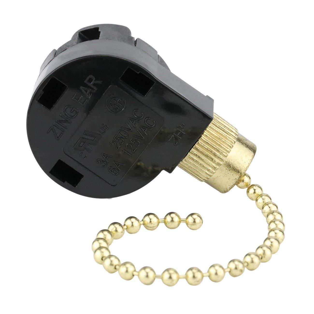 Buy Ceiling Fan Switch Zing Ear Ze