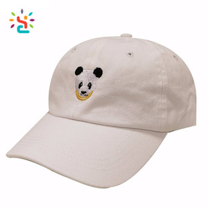 8535cb503d582 Personalized design embroidery label baseball cap custom stylish casual  anime dad hat