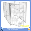 China Small Outdoor 6 X 4 Feet Steel Chain Link dog cage / 6ft dog kennel cage