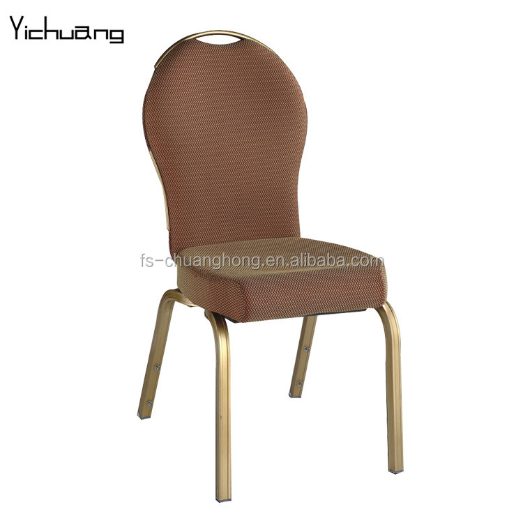 2019 Modern Fabric and Metal dining chair YC-C89