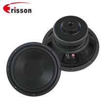 Professional dual coil 200w 12 inch car audio subwoofer