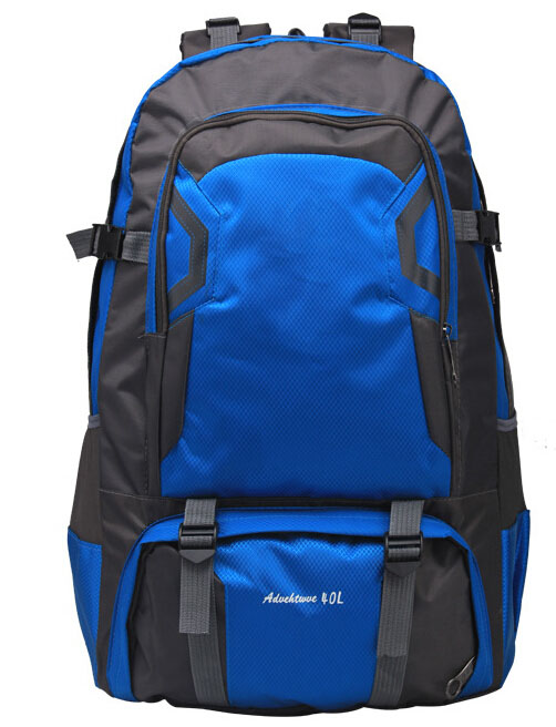 2017 design sports backpack with shoe compartment with