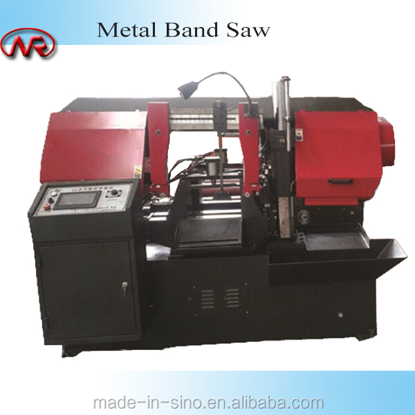 Horizontal CNC band saw blade sharpening machine metal cutting machine