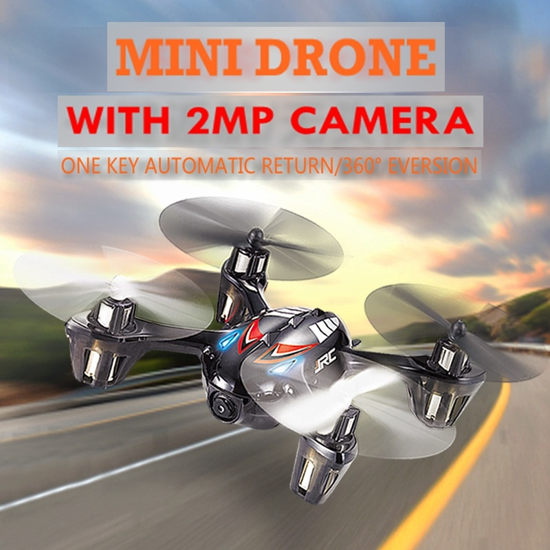 Jjrc H6c Rc Quadcopter With Camera 2mp Remote Control Drone With Camera Hd