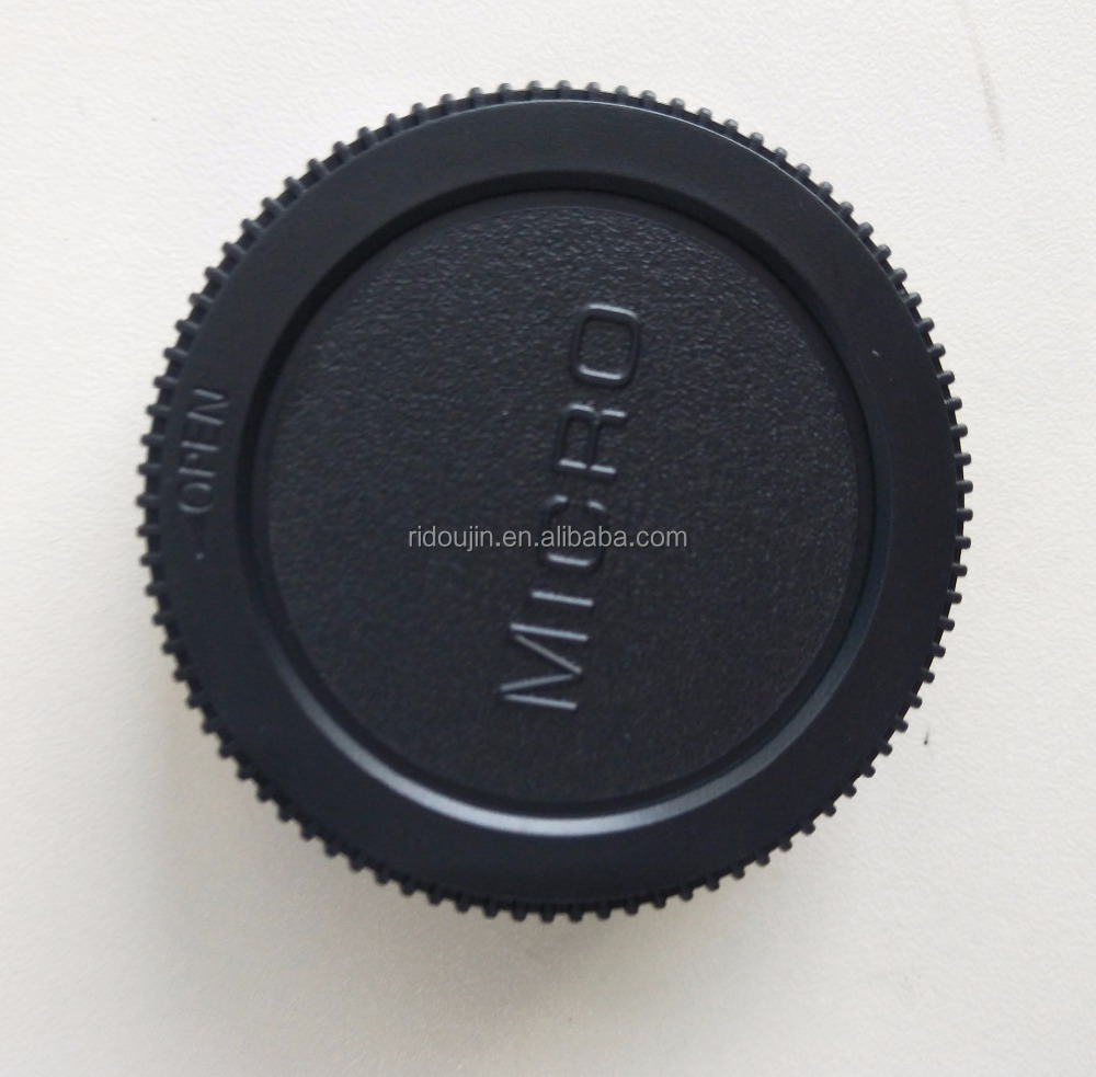 M4/3 front and rear Lens cap for Olympus mirrorless camera include 1 lens cap and 1 body cap