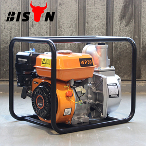 BISON(CHINA) Taizhou gasoline power 4 stroke water pump 3 inch
