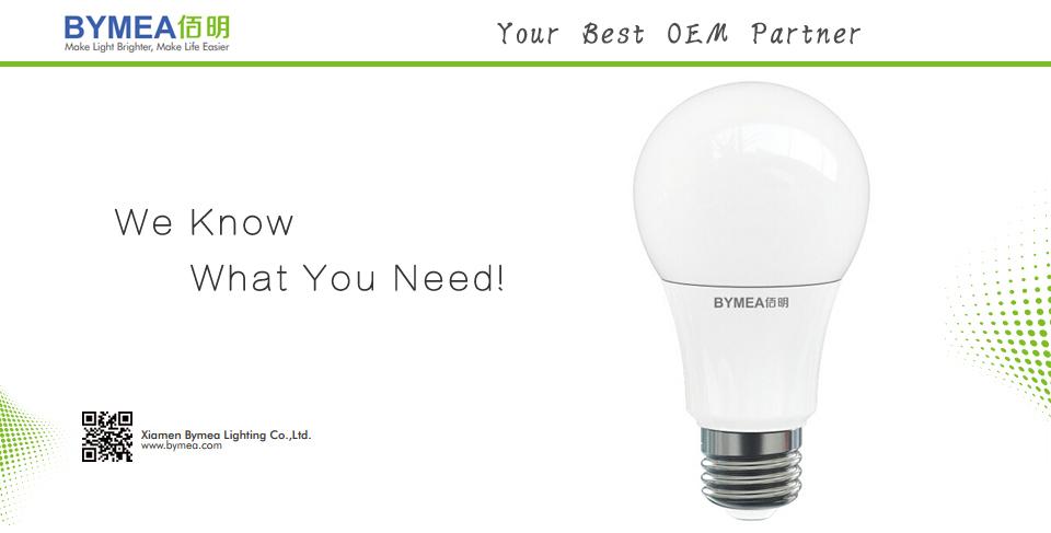 6w 500lm E26 Best Led Light Bulbs Warm White Cool White Cct
