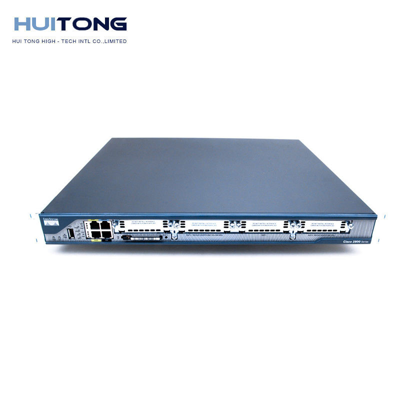 1 Year Warranty Cisco 2801 Router 2-Port 10//100 CISCO2801 2800 Series 15.1 IOS
