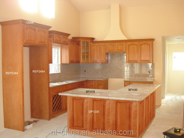 Kitchen Cabinets Ideas made in china kitchen cabinets : Made In China Kitchen Cabinets Type Semi-open Paint Solid Wood Oak ...