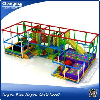 Soft Indoor Playground Home Indoor Play Equipment Toddler Indoor