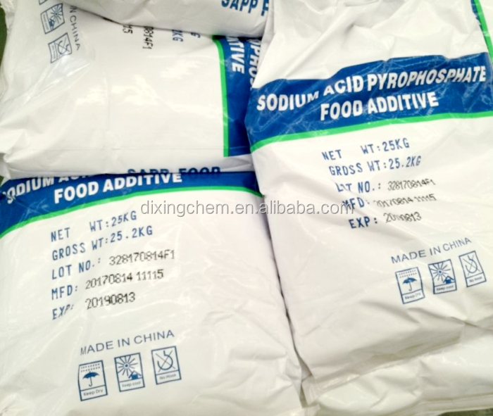 High quality food grade SAPP 28 / SODIUM ACID PYROPHOSPHATE