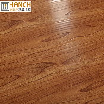 China Custom Laminate Floor Manufacturer Antique Elm Flexible Wood