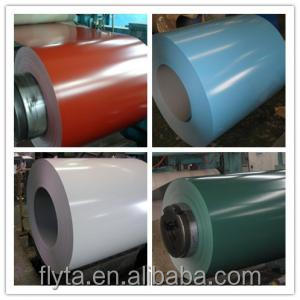 colored steel metal coil