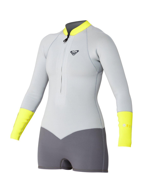 d4907dec50 Roxy Long Sleeve Front Zip Springsuit Wetsuit 2mm - LIMITED EDITION