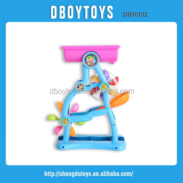 Hot sale beach sand toy beach plastic new toy for child EN-71/6P DBS0102